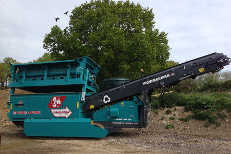 Plant Hire :: Haulaway Skip Hire, East Sussex